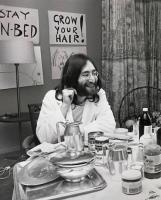 John Lennon room 902, Hilton Hotel Amsterdam 1969