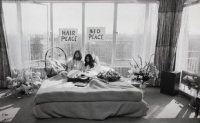 2  - John Lennon & Yoko Ono Hilton Amsterdam