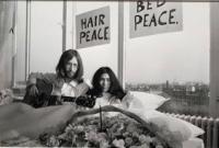 3 - John Lennon & Yoko Ono Amsterdam
