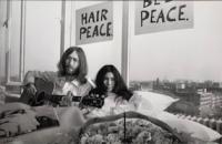 6 - John Lennon, Yoko Ono   Hilton Amsterdam 1969