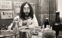 8. John Lennon & Yoko Ono Hilton Amsterdam, March 1969