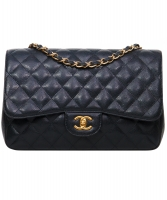 Chanel Classic Caviar Large Shoulder Bag - Chanel