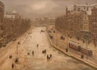 Het Rokin te Amsterdam  (before 1932)