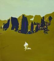 Crawling - - Wan Yisheng