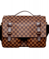 Louis Vuitton Damier Ebene 'Broadway' Messenger Bag - Louis Vuitton