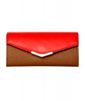 Fendi Continental Envelope Wallet