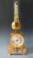 Exceptional equation time table regulator, Verneuil Horloger, Mécanicien à Dijon, circa 1820.