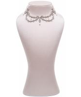 Siman Tu Five Strand Freshwater Pearl Necklace - Siman Tu