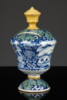 Dutch Delftware Money Bank