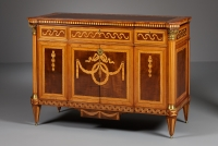 Dutch Louis XVI Buffet