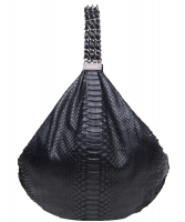 Chanel Rock & Chain Python Hobo Bag - Limited Edition 2007 - Chanel