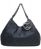 Chanel Caviar Coco Cabas Bag
