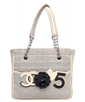 Chanel Camellia No 5 Tote Bag - Chanel