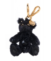 Prada Teddy Bear Charm/Key Chain