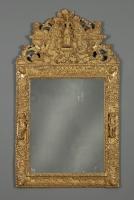 Vergulde Louis XIV Spiegel