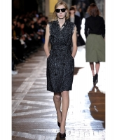 Fall Winter 2010 Dries Van Noten Runway Dress