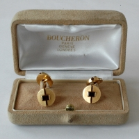 Boucheron cufflinks