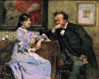 Het gesprek