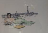 The Syren, townview on Paris