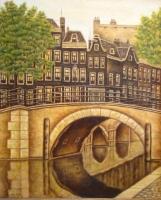 Reguliersgracht - Sal Meijer