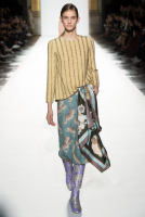 SS 2018 Dries Van Noten Runway Silk Scarf Belt - Dries van Noten