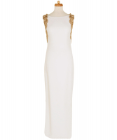 Marchesa Embroidered Gown - Marchesa