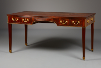 English Georgian Writing Table