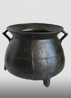 English eat kettle, bronze.