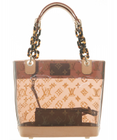 Louis Vuitton Cabas Ambre Tote Bag PM - 2004 Cruise Collection - Louis Vuitton
