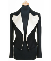 FW 2007 Yves Saint Laurent Runway Tuxedo Jacket - Yves Saint Laurent