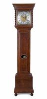 Zeldzaam staand horloge - Gesigneerd Fleertman Haarlem