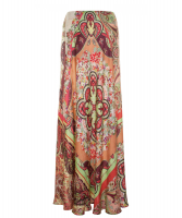 Etro Paisley Jacquard Maxi Skirt - Etro