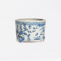Chinese porcelain censer made for the Japanese market