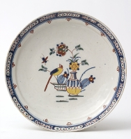 Polychroom Delft Dish