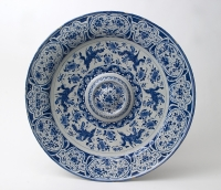 Delft Blue Charger