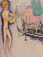 Venise, Seuil des Eaux (Written by Paul Leclère)