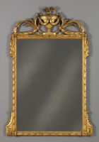 Dutch Louis XVI Overmantel Mirror