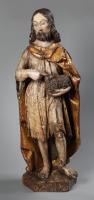 Sculpture of John the Baptist