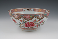 A attractive Chinese Famille Rose bowl