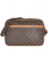 Louis Vuitton Monogram Canvas Reporter GM Crossbody Bag - Louis Vuitton