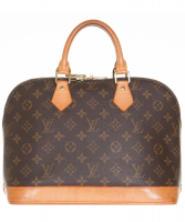 Louis Vuitton Monogram Canvas Alma Handbag PM - Louis Vuitton