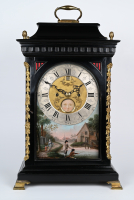 Dutch table clock
