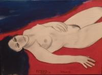 Soraya  -  Reclining Nude
