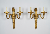 Louis Seize wall Sconces