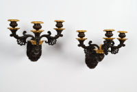 Charles X Wall Sconces