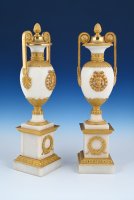 Empire Ornamantel Vases