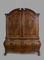 A Dutch Cabinet, around 1780