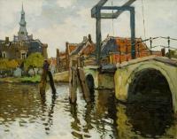 Overschie-Rotterdam - Bernardus Petrus ( Ben ) Viegers
