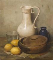 Still Life - Hendrik Bos