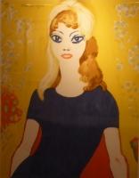 Brigitte Bardot, Affiche Musée Galliéra, 1964. Colour lithograph